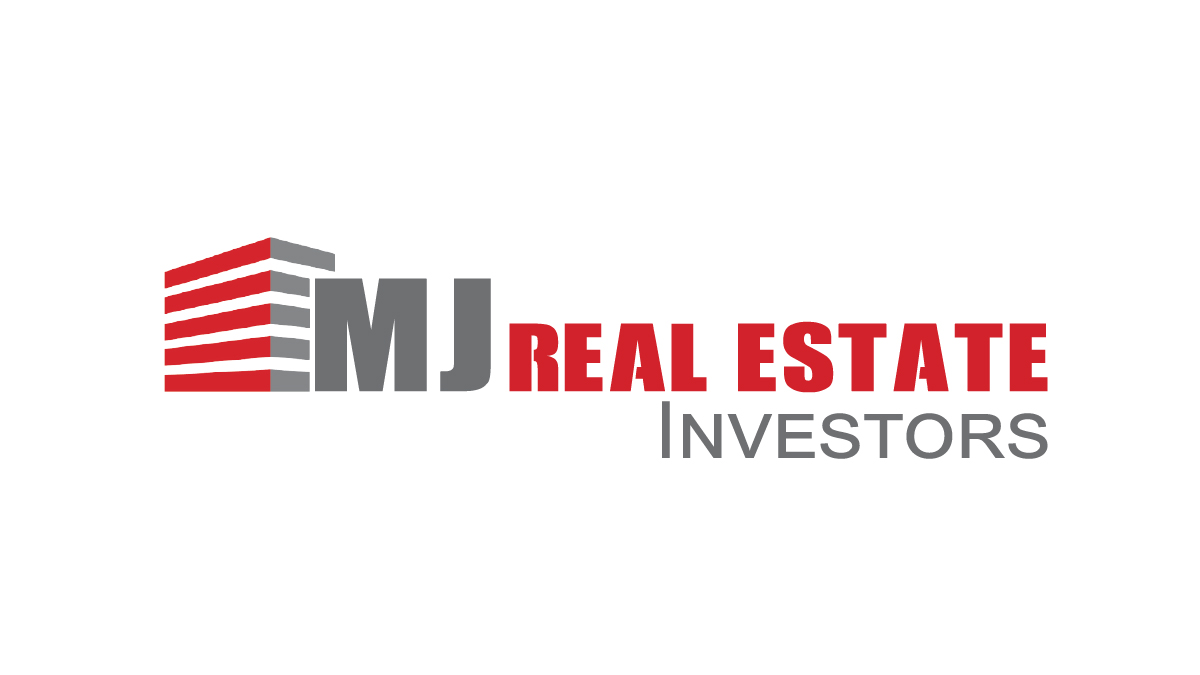 MJ Real Estate Investors Logo Design