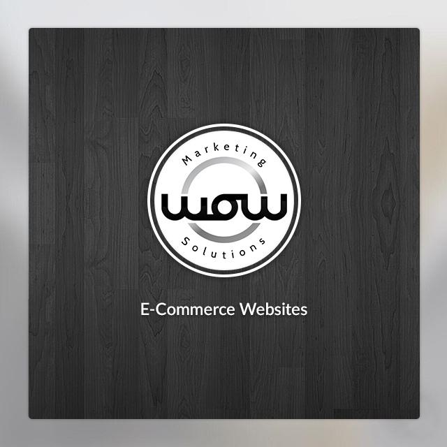 E-commerce Website design Portfolio