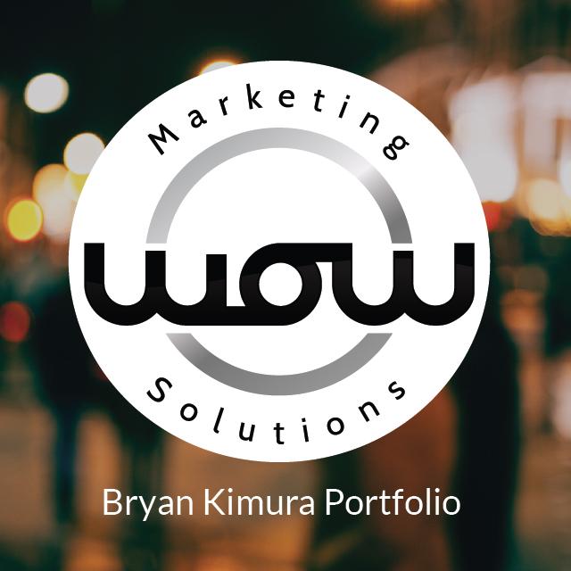Bryan Kimura Creative Portfolio