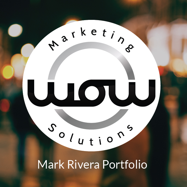 Mark Rivera Creative Portfolio